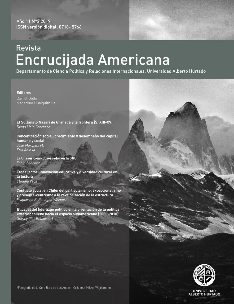 Revista Encrucijada Americana